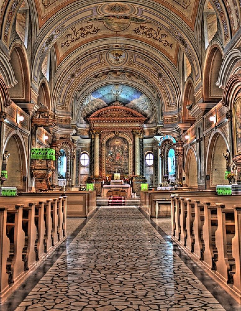 Crkva sv. Petra i Pavla Monostor