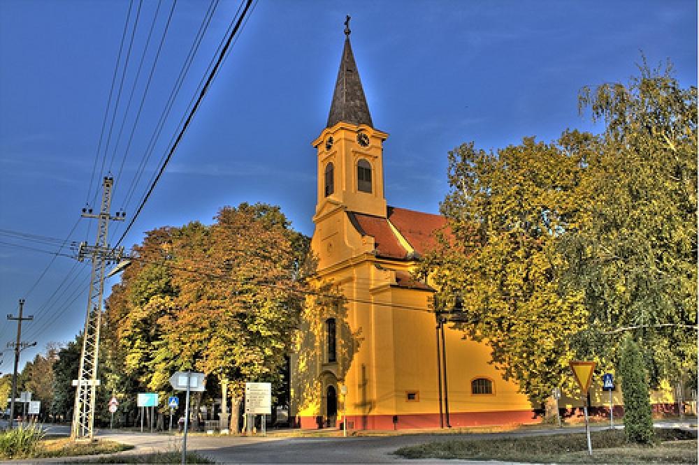 Crkva sv. Petra i Pavla spoljasnjost